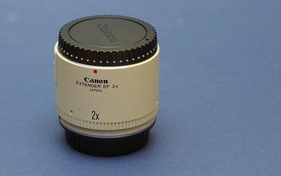 Canon EF 2x converter