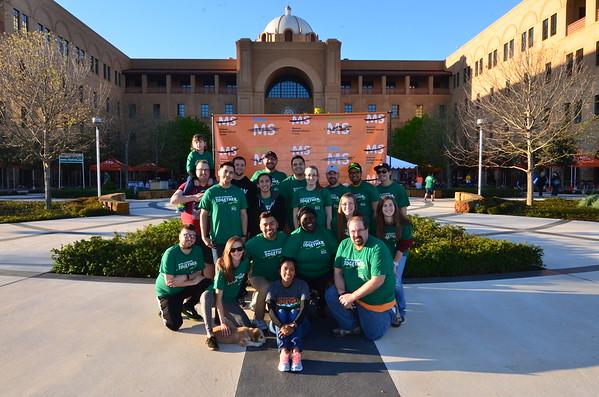 Walk MS: 2016 San Antonio Team Photos