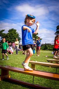 Hamsey School Sports Day 2017
