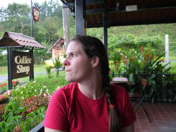 Panama -- Geisha Coffee, Boquete