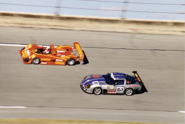 FIA - BPR British GT Series 1994-1997