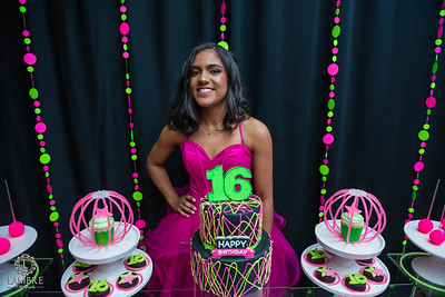 Jylene sweet 16 Birthday