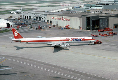 Douglas DC-8-70F