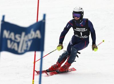 High school Alpine ski meet 020421