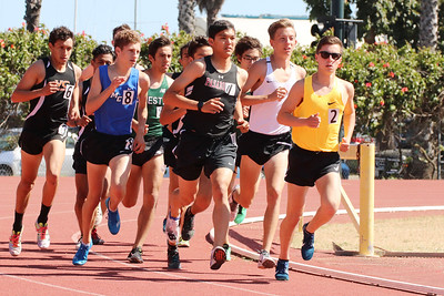 Track 4/12 Santa Barbara Open