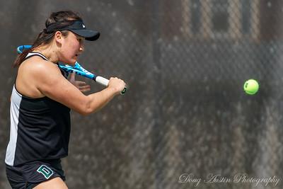 Penn vs Dartmouth Women's Tennis