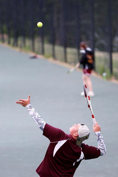 Monument Mountain at Lenox Tennis-051315