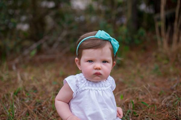 Bella - 9 Months {BABIES}