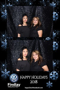 Findlay VW Holiday Party 2018