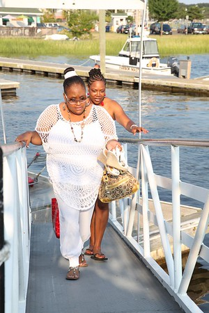 2011 D & A Boarding the Boat