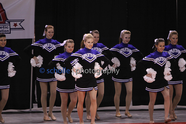 Lincoln East Pom