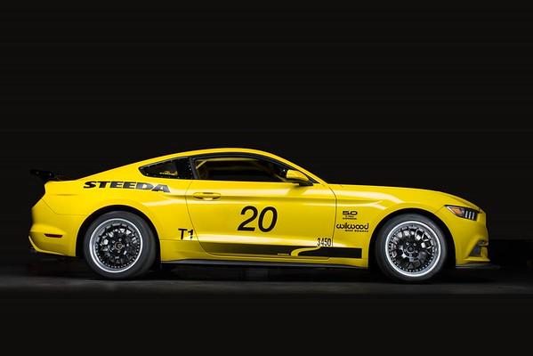 Steeda Q500R Number 20 Race Car