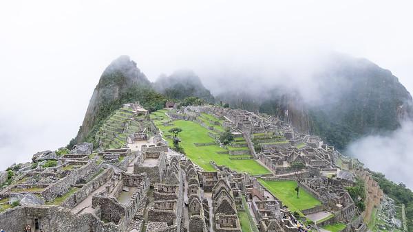 Pérou - J16-17 - Machu Picchu