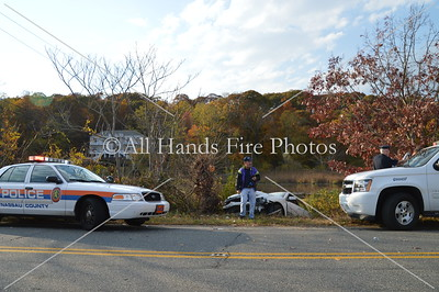 20131102 - Bayville - Motor Vehicle Accident
