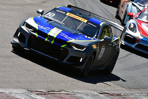 2017 World Challenge GTS Series at CTMP