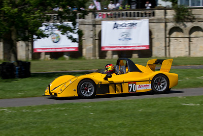 Motorsport at the Palace 2012