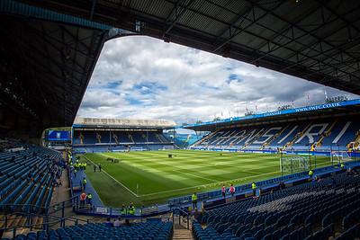 Sheffield Wednesday vs Glasgow Rangers