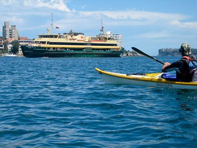 Manly Kayak Tour