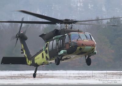 Sikorsky H60s