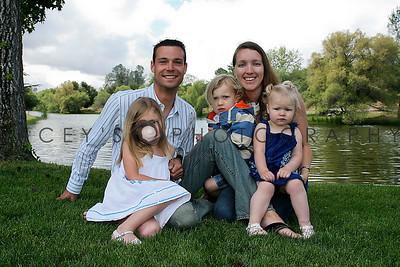 Pierce / Jensen Family Portraits