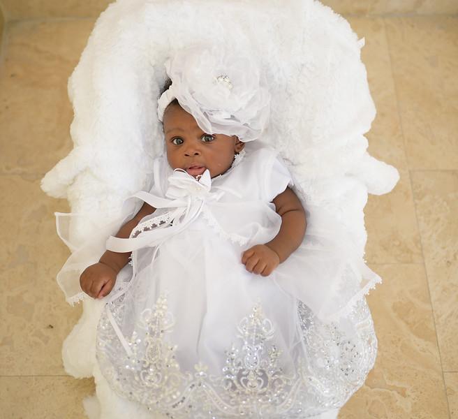 Delorise Baby Christening