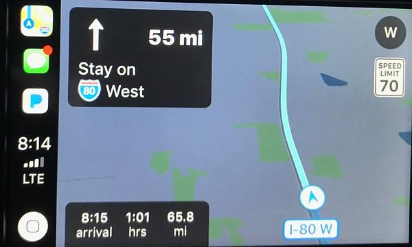 Apple iOS Car Play on Ford Sync 3 System