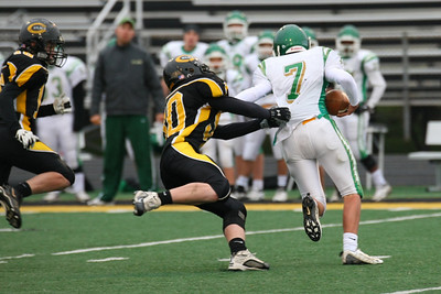 2009-10-15 Freshman vs Northmont