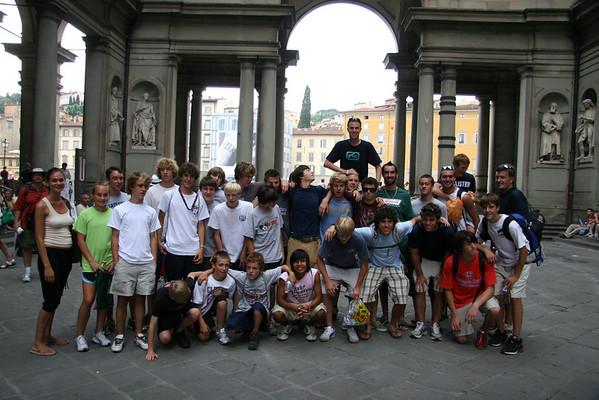 Europe Trip 2008