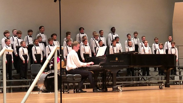 May 06 - youth chorale - JV