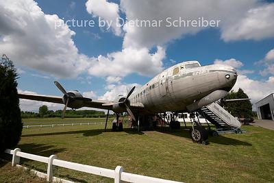 N2894C Douglas DC4