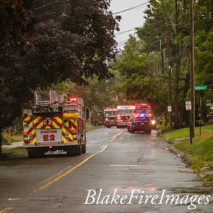 Structure Fire - 77 Kings St Stratford - 8/16/20