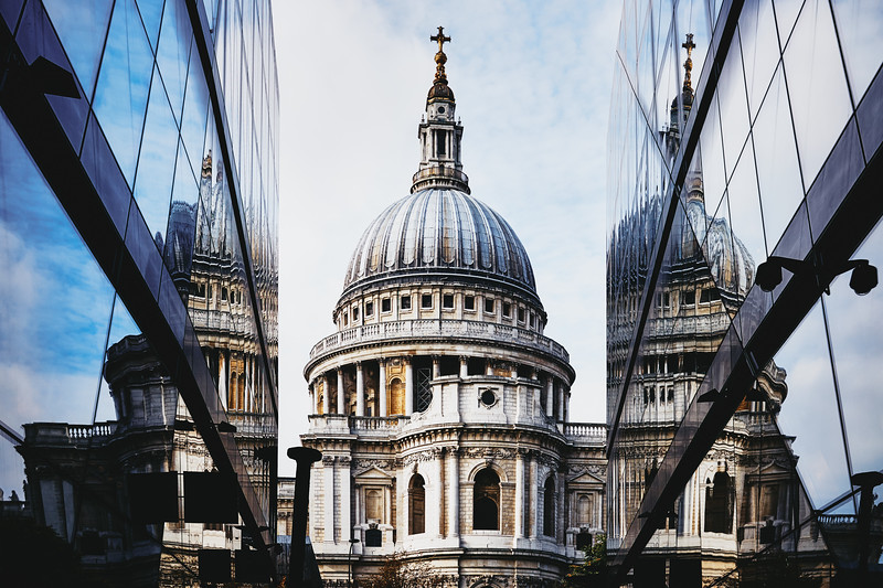 St Pauls' Cathedral