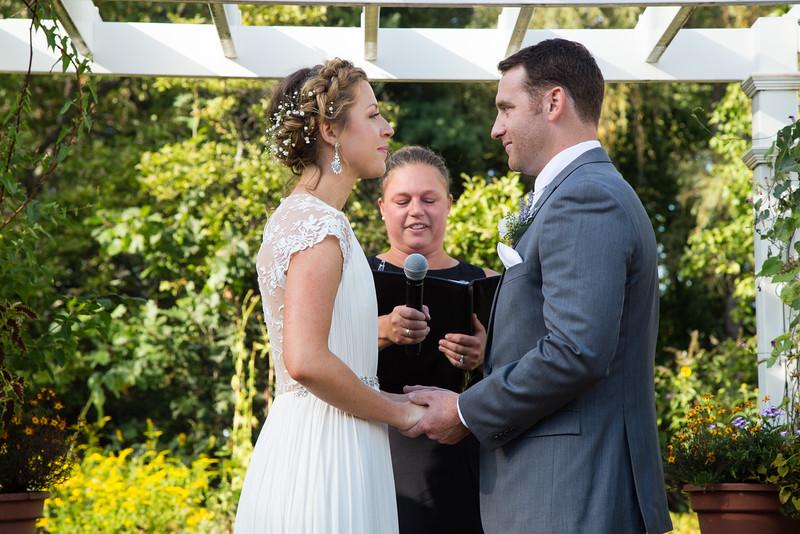 Wedding at Mile Away