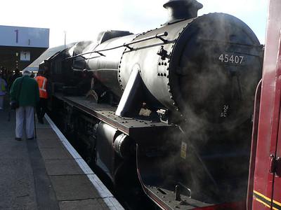 Jacobite-Steam-Train