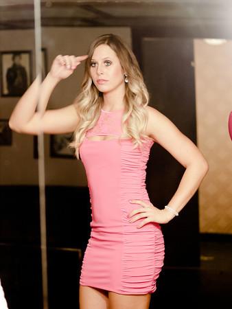 Monaco Pink Party & Velvet Dog: Sept. 28, 2012
