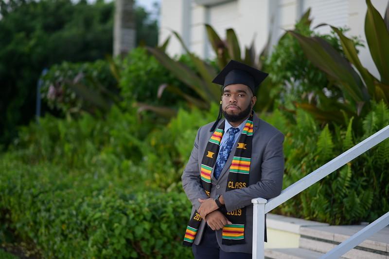 Jamal Miller Graduation