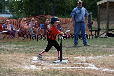 T Ball Cherry vs Clinton
