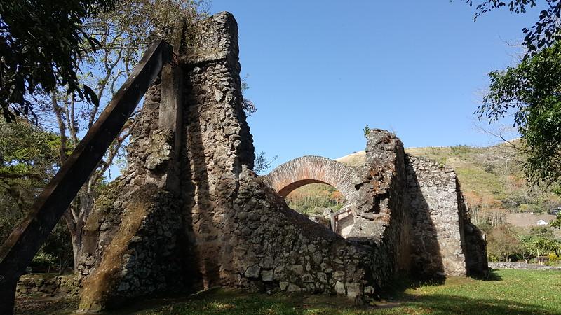 Las Ruinas de Ujarrás, Costa Rica