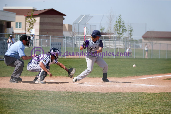 2015 05 01 RIVERTON VS HERRIMAN BOYS BASEBALL
