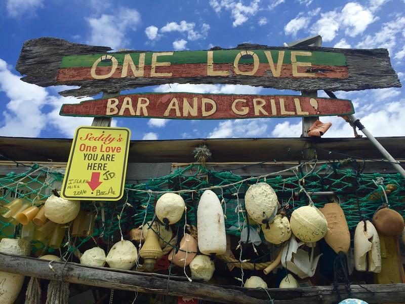 One Love, Jost Van Dyke
