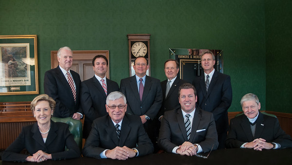 F&M Board of Directors and Staff  020916