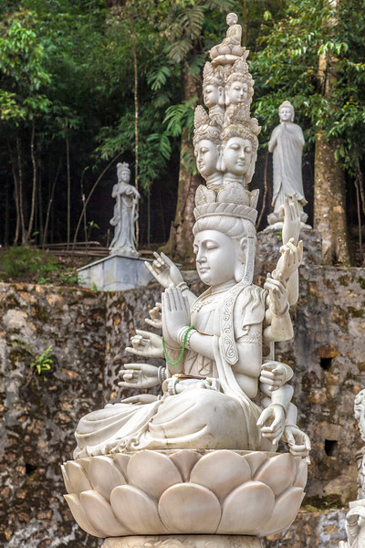 Vietnamese Statues