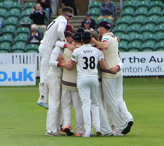 Somerset v Notts, September 2016
