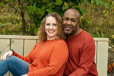 Laura & Tony