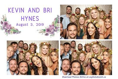 Kevin & Bri Hynes Wedding