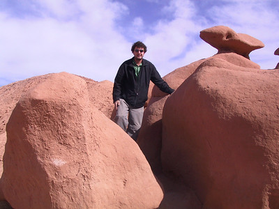Goblin Valley and Bryce Canyon
