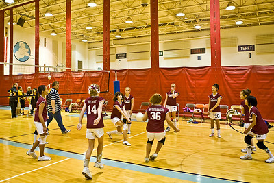 2009-10-28_7th-8th Grade Girls Volleyball