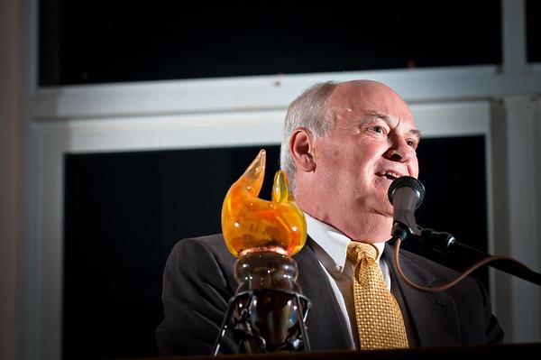 2011 Ahtes Award Winner: Tom Becker