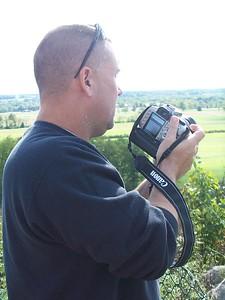 Gettysburg Battlefield Fall '07