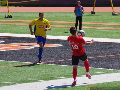 Erie Admirals vs. FC Buffalo 5-26-2013